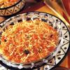 Gujbhata - Sweetened rice mixed with grated carrots